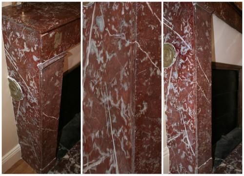 Peindre sur marbre
